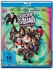 Suicide Squad inkl. Extended Cut [Blu-ray] von Ayer,... | DVD | Zustand sehr gut