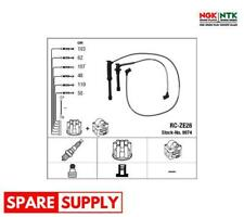 IGNITION CABLE KIT FOR FORD USA MAZDA NGK 9874