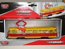 Technopark 1962 Tatra T3 Tram Prague Tramway GDR Street Car Strassenbahn 1/76