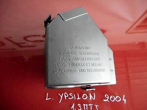 COPERCHIO SCATOLA FUSIBILI VANO MOTORE LANCIA Y 1.3 MTJ 2003 -2011
