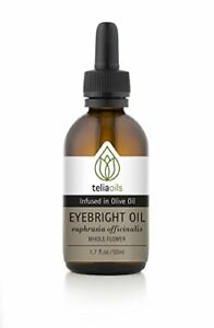 Eyebright (Euphrasia Officinalis) Infused Oil Extract (Macerated Oil), 1.7 Oz...