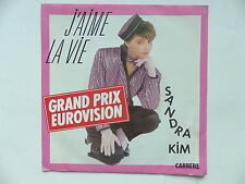 SANDRA KIM J aime la vie eurovision 13985