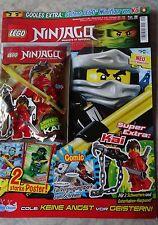MAGAZINE: LEGO NINJAGO + KAI, 9/2015, LIMITED EDITION