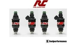 RC INGEGNERIA saturi 550cc 23.5kg INIETTORI di carburante sl4-0550h HONDA - Set