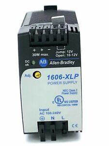 ALLEN BRADLEY 1606-XLP100E with Dc 12V POWER SUPPLY SWITCH 4/6