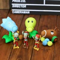 Plants vs Zombies Peashooter PVC Action Figure Model Toy Gifts Toys High Quality