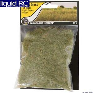 Woodland Scenics FS627 Static Grass Light Green 12m