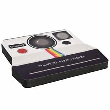 Polaroid Vintage Camera Scrapbook Photo Album For 2x3 Photo Paper Pojects