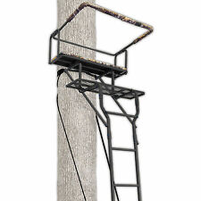 Ameristep 15' Two-Man Ladderstand w/ RealTree AP Seat
