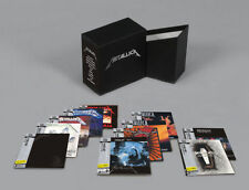 "Metallica ""The Album Collection"" 13 CD Mini-LP Japan Box Set"