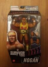 New listing Wwe Elite Survivor Series Hulk Hogan Wrestling Figure 2021 Flashback In Hand New