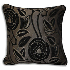 Polyester Art Deco Style Floral Decorative Cushions
