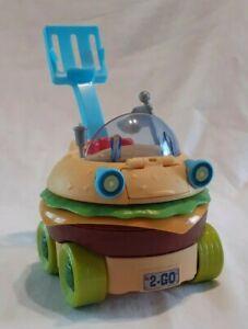 Fisher Price Spongebob Squarepants Imaginext Patty Wagon Vehicle