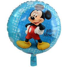 "Disney Mickey Mouse 18"" Foil Balloon Birthday Party Treat Favors"
