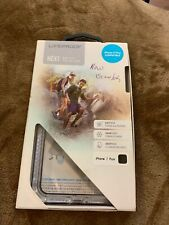 Lifeproof NEXT - iPhone 7/8 plus - Clear/black - New with Small Scatches