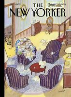 THE NEW YORKER MAGAZINE OCTOBER 15 2018  NEW&UNREAD- DAY U PAY IT SHIPS FREE