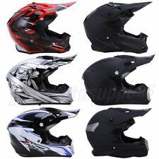 ATV Motocross Dirt Bike Motorcycle BMX Downhill Off-Road MTB PowerSports Helmet