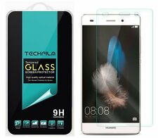 TechFilm® Tempered Glass Screen Protector Saver Shield For Huawei P8 Lite