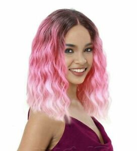 Sleek Spotlight Best Quality Synthetic SACHA Hair Lace Part Wig,Full front lace