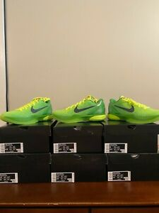 2020 Nike Kobe 6 Protro Grinch (Green Apple) | CW2190-300 | Size: 7 | Brand New!