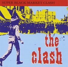The Clash Super Black Market Clash CD NEW Remastered 1977/This Is Radio Clash+