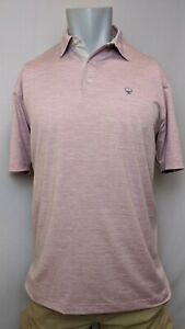 New Southern Shirt Performance Polo, Heather Pink, M, L, XL