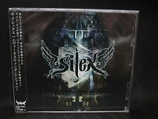 SILEX Everlasting Symphony JAPAN CD Light Bringer Mardelas Mahatma Crying Machin