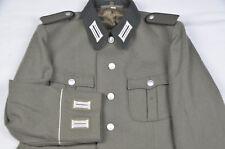 DDR NVA KVP Uniformjacke Paradejacke Soldat Pioniere 1971 dunkler Kragen  596