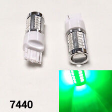Rear Turn Signal LED Bulb Green T20 w21w 7440 7441 992 B1 #12 For Buick Dodge