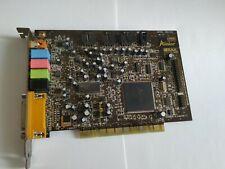 Soundblaster Audigy EAX advanced HD, SB0160 PCI sound card