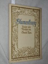 Beata Lux Blumenkranz Lieder und Märchen