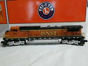 2002 LIONEL 6-18291 DASH 8-40BW BNSF No. 580 POWERED w/TMCC & RAILSOUNDS