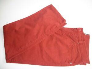 BRAX Jeans Gr. 36/32 rot   (K45)