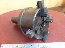 Reishauer Swiss 110mm Chuck Mt 5 Dividing Head Schaublin Aciera Lathe Mill