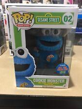 Sesame Street Cookie Monster Nycc Funko Pop Vinyl