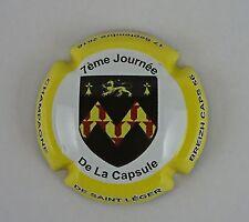 NOUVELLE capsule champagne DE SAINT LEGER cuvée BREIZH caps 56 17/09/2016
