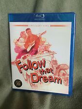 Free*Postage New Follow That Dream Blu Ray Elvis Presley Anne Helm Twilight Time