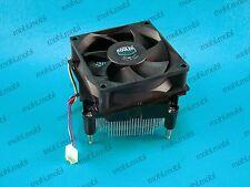 Heatsink fan for socket 775 Intel CPU, subs for 5187-8413 492942-001 & 5188-5590