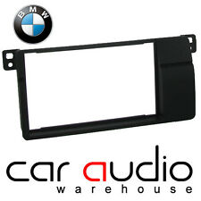 T1-Audio BMW E46 98-05 Car Stereo Double DIN Facia Fascia Panel Plates