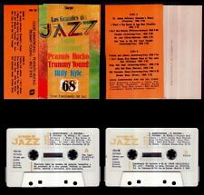 LOS GRANDES DEL JAZZ 68 - SPAIN CASSETTE SARPE 1981 - Louis Armstrong Billy Kyle