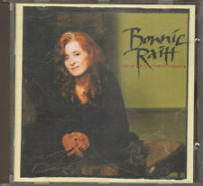 BONNIE RAITT Longing In Their Hearts CD 12 track  BOOKLET16 page  CAPITOL 1994