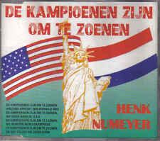 Henk numeyer- De Kampioenen om te zoenen cd maxi single
