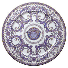 """VERSACE BY ROSENTHAL,GERMANY  """"LE GRAND DIVERTIS."""" SERVICE PLATE. 13 INCH"""