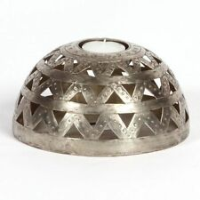 Tea Light Metal Moroccan Candle Holders & Accessories