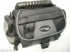 NEW AB-3311 AMVONA SMALL SLR DIGITAL CAMERA BAG CASE WITH SHOULDER STRAP