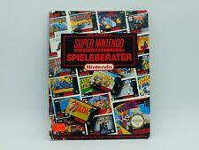 Spieleberater SNES Super Nintendo Lösungsbuch