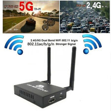 5G/2.4G Car WiFi Display Airplay Mirroring Miracast DLNA Mirror Link Box HDMI