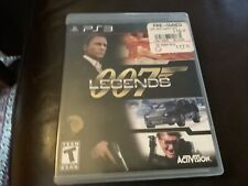 PS3 Game, 007 Legends