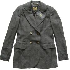 Essentiel Business Damen Sakko BARON JACKET Gr. 36 Tweedjacke