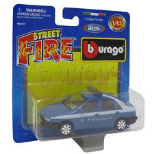 Bburago Street Fire 1/43 Fiat Marea Polizia